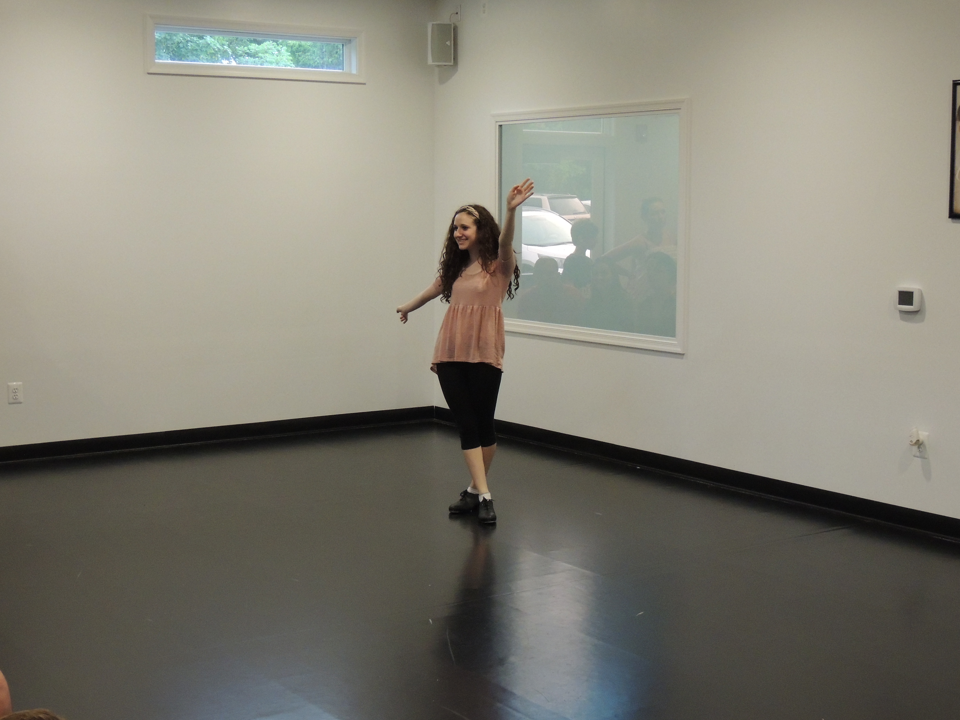 Advanced Tap at Freestyle Dance Academy