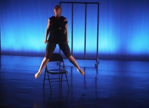 Project Moshen dancer & Freestyle Dance Academy jazz teacher, Ms. Colleen.