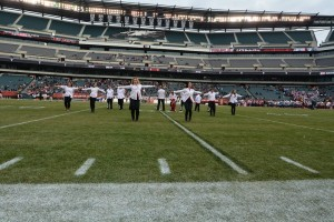 Freestyle Dance Academy performing to Jessie J & Arianna Grande at Lincoln Financial Field.