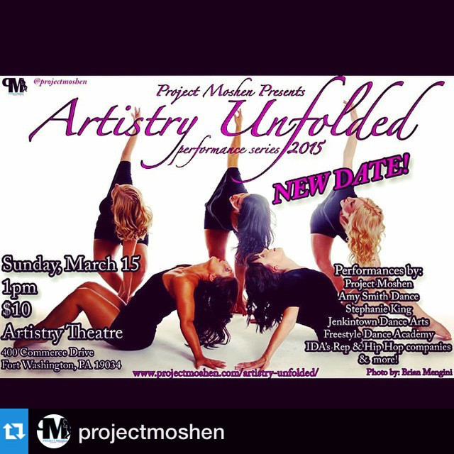 Project Moshen Dance Company - Freestyle Dance Academy - Artistry Unfolded 2015