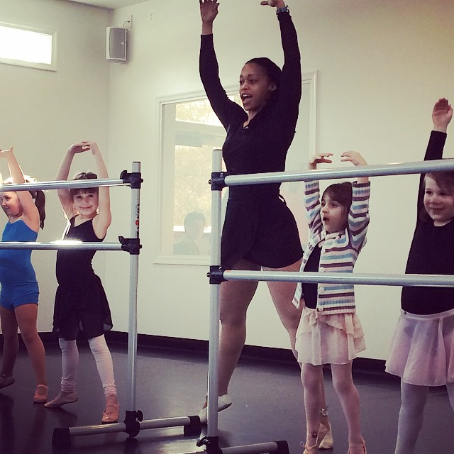 Ballet Dance Classes for Warrington, Chalfont & Doylestown, PA at Freestyle Dance Academy.