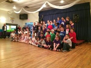 The 2014 Freestyle Dance Academy Dancers - Dance Classes for Kids in Warrington, Chalfont & Doylestown, PA.
