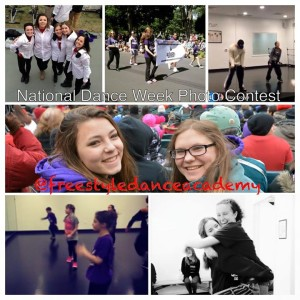 National Dance Week Photos Wednesday - Freestyle Dance Academy. Dance Classes for Warrington, Chalfont & Doylestown, PA.