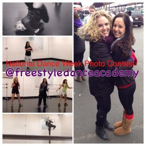National Dance Week Photos Thursday - Freestyle Dance Academy. Dance Classes for Warrington, Chalfont & Doylestown, PA.