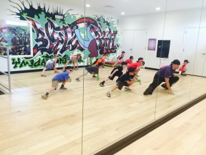 Hip-Hop Dance Classes for kids at Freestyle Dance Academy.