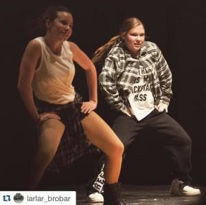 Girls Hip-Hop, Dance, Freestyle Dance Academy