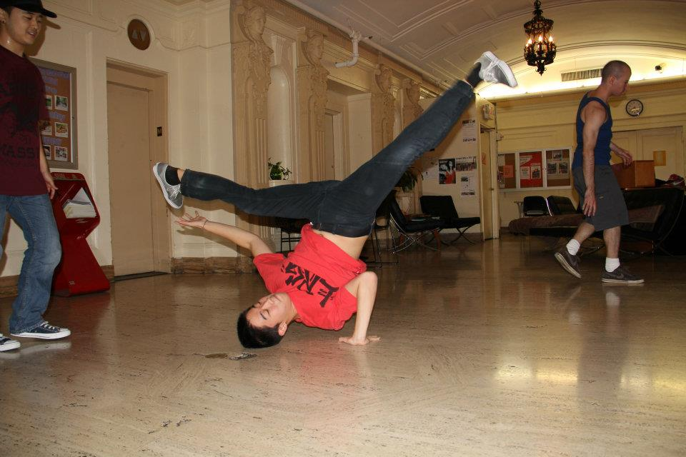 Andrew Breakdance Freestyle Dance Academy