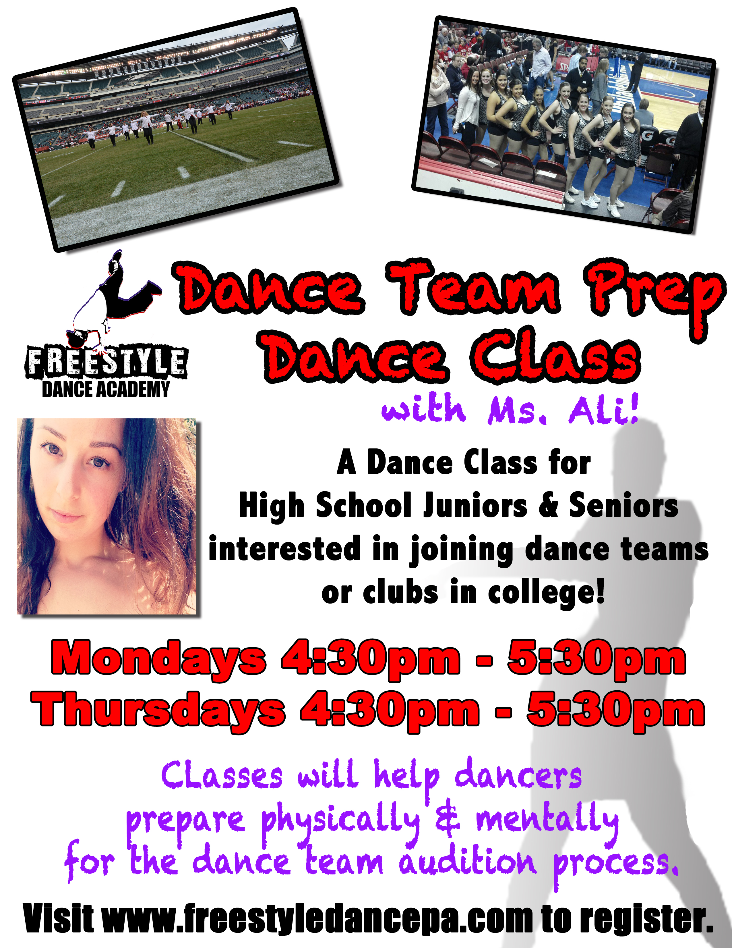 dance team dance class - Freestyle Dance Academy