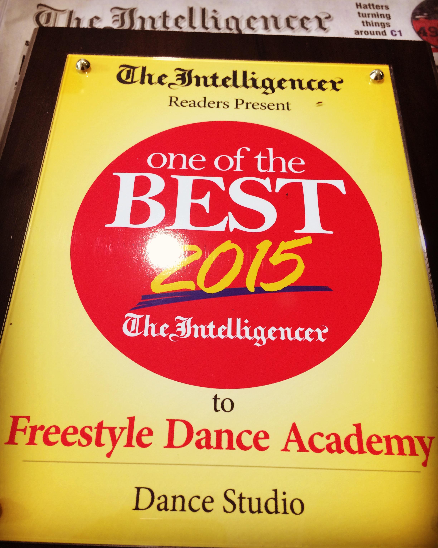 Freestyle Dance Academy Warrington Chalfont Doylestown Intel Best Dance Studio