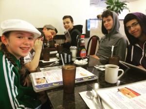 freestyle dance academy, dancer, dance, diner, kids