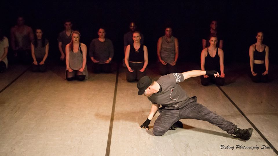 Sanbrooka Productions, Tony Azzaro, dance, dancer, hip-hop, Philadelphia, performance, dance company
