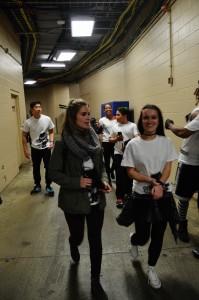Freestyle Dance Academy, performance, Philadelphia 76ers