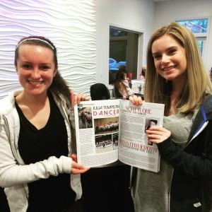 Freestyle Dance Academy, dance, dancer, dance class, Inspiring Teens Magazine, Bucks County,