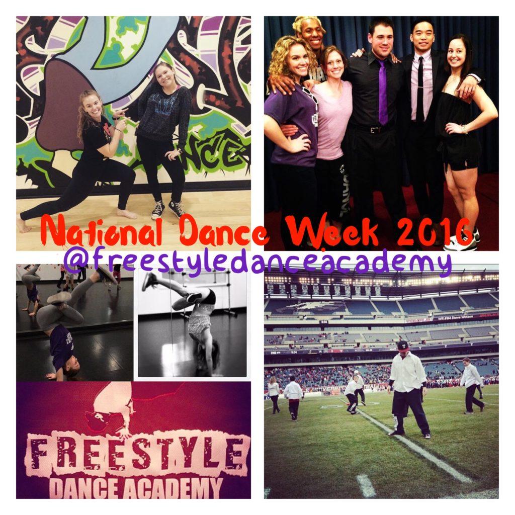 dance, national dance week, Freestyle Dance Academy, dance studio, dance class, dance lessons, warrington, chalfont, doylestown, lansdale, philadelphia, dancer
