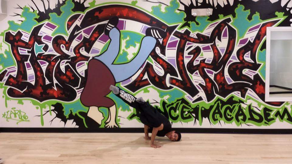 Freestyle Dance Academy, dance, hip-hop, freeze, bboy, breakdance, dance studio, dance class, Warrington, Chalfont, Doylestown, Lansdale
