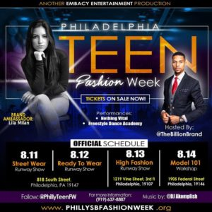 Freestyle Dance Academy, Philly Teen Fashion Week, Billion Brand, Philadelphia Fashion Week, Philadelphia, dance