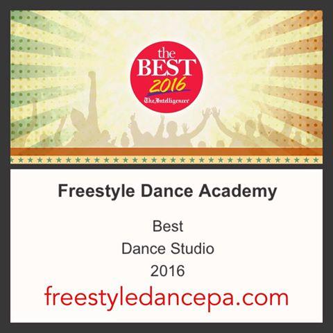 Freestyle Dance Academy, dance, dance studio, dance class, best of bucks, the intelligencer, hip-hop, jazz, tap, ballet, breakdance, warrington, chalfont, doylestown, lansdale, pennsylvania