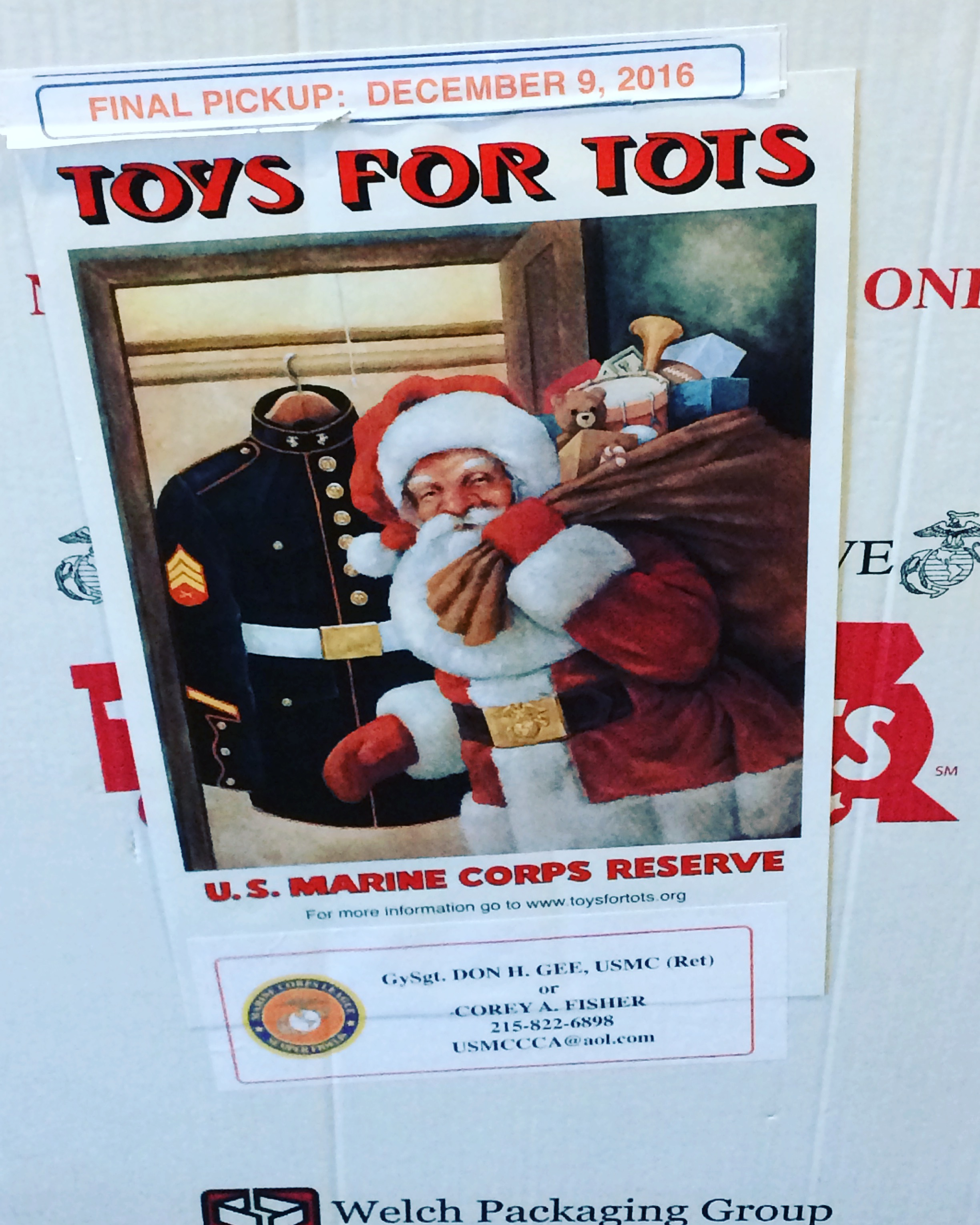 Toys For Tots Pickup : Freestyle dance academy classes for bucks