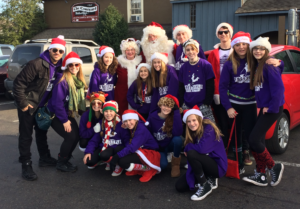 Freestyle Dance Academy, Peddler's Village, dance, dancer, dance studio, best of bucks 2016, bucks county, warrington, chalfont, doylestown, lansdale, pennsylvania, hip-hop, jazz, freestyle dance company, christmas festival, santa claus, performance, parade