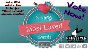 Freestyle Dance Academy, Most Loved Dance Studio 2017, Best of Bucks, dance, dance class, dance studio, Warrington, Chalfont, Doylestown, Lansdale