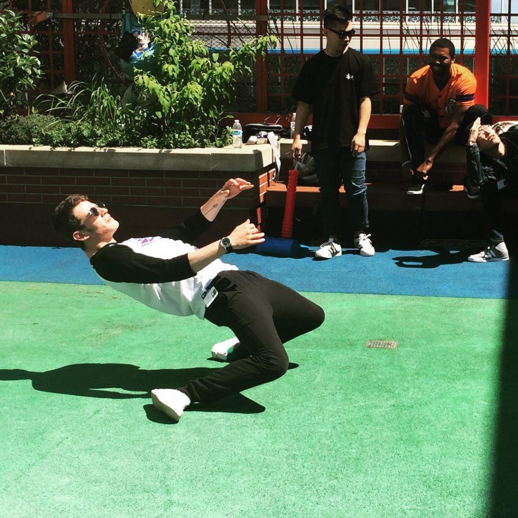 Freestyle Dance Academy, Kyle Parncutt, dance, hip-hop, CHOP