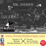 Freestyle Dance Academy, dance, dancer, dance class, dance studio, dance company, Bucks County, Pennsylvania, Philadelphia, Warrington, Chalfont, Doylestown, Lansdale, Best of Bucks, breakdance, breaking, bboy, bgirl, hip-hop
