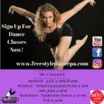 Freestyle Dance Academy, dance, dancer, dance class, dance studio, dance company, Bucks County, Pennsylvania, Philadelphia, Warrington, Chalfont, Doylestown, Lansdale, Best of Bucks, Jazz, Tap