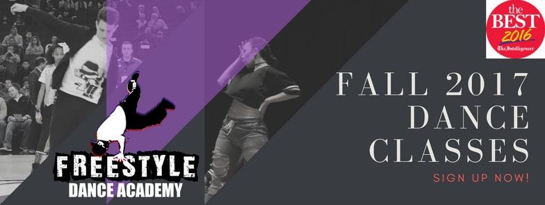 Freestyle Dance Academy, dance, dancer, dance class, dance studio, dance company, Bucks County, Pennsylvania, Philadelphia, Warrington, Chalfont, Doylestown, Lansdale, Best of Bucks, hip-hop, breakdance, freestyle, tap, jazz, ballet, broadway, musical theatre, modern contemporary