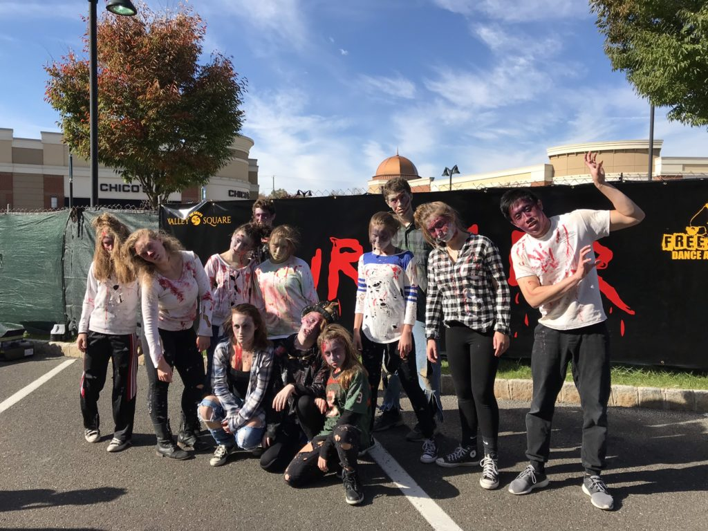 Freestyle Dance Academy, Shops at Valley Square, 2017, Halloween, 6ABC, Philadelphia, dance, dance company, dance studio, Best of Bucks, Bucks County, Pennsylvania, Warrington, Chalfont, Doylestown, Lansdale